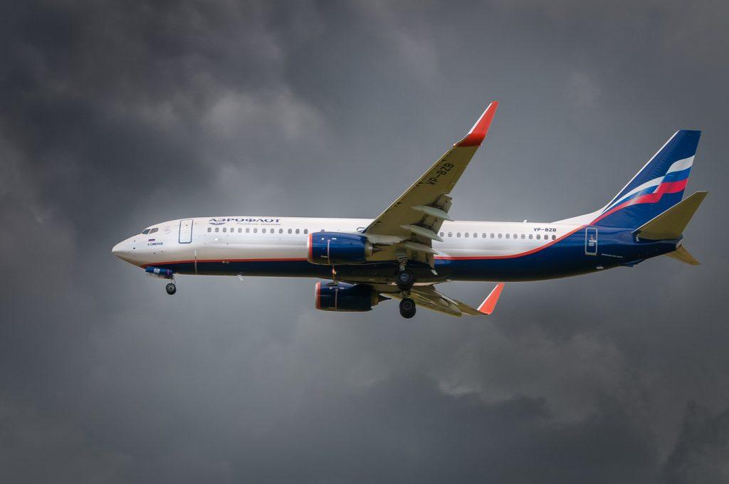 Approach SXF (Berlin-Schönefeld) Registration: VP-BZB Type code: B738 Type: Boeing 737-8LJ
