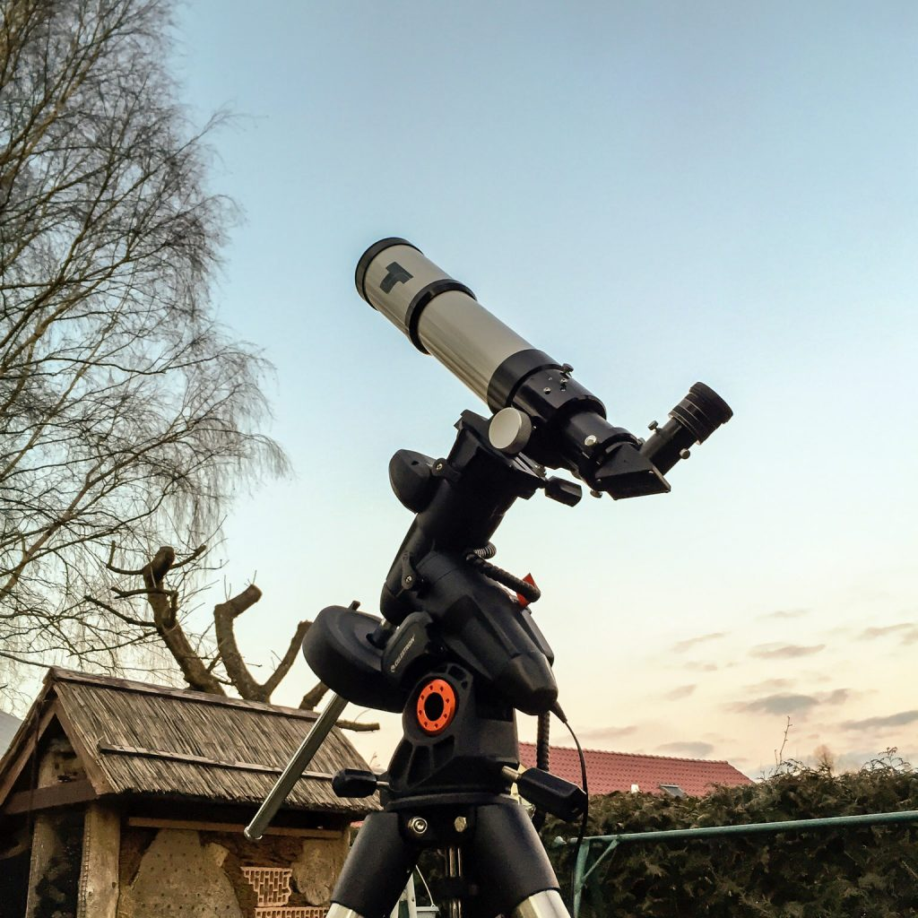 Celestron Advanced VX + Imaging Star 70 mm f/6,7