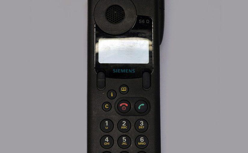 Meine Mobiltelefone – 1997 bis heute