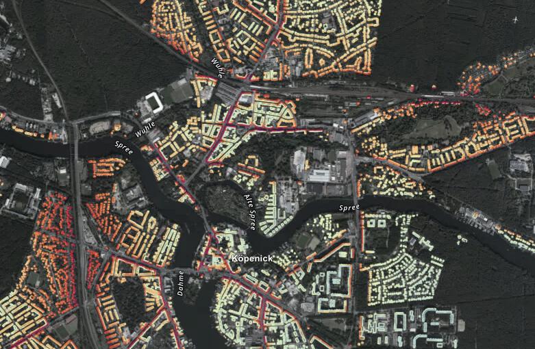 Lärmkarte Berlin – So laut ist es vor Ihrer Haustür