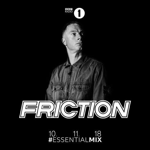 Mix des Tages #7: Friction – BBC Radio 1 Essential Mix