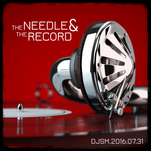 Mix des Tages #12: DJ Smiley Mike  – The Needle & The Record – a Breakbeat Extraveganza