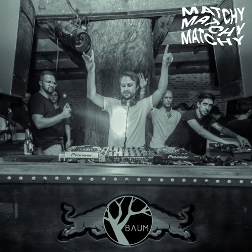 Mix des Tages #13: Matchy live at BAUM, Bogotá, Colombia, 2019